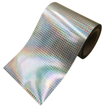 Wholesale Printable Metallization Holographic Base Film