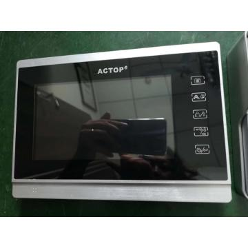 7 inch Touch Screen video home intercom system