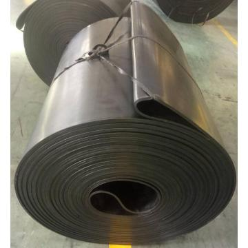 Rubber conveyor belts, conveyor rollers, pulleys