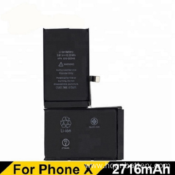 Replace a new iPhone X XR XS battery
