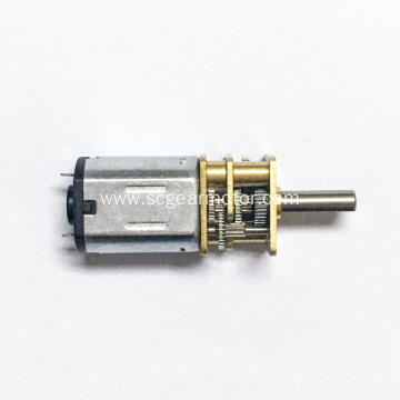 N20 fingerprint lock DC gear motor