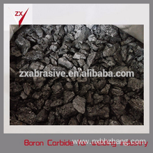 Popular boron carbide abrasive black emery powder