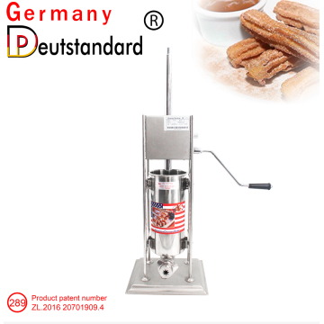 Manuelle Churros Maschine Edelstahl Churros Maker