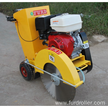 Gasoline concrete pavement joint cutting machine road cutter concrete cutter machine FQG-500