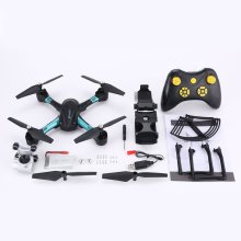 Quadcopter S31 Long Endurance One Key Return Optical Flow Positioning Altitude Holding Headless Mode 6 Axis Gyro 0.3MP Camera