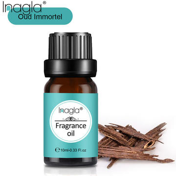 Inagla Oud Immortel Fragrance Essential Oils 10ml Pure Plant Fruit Oil For Aromatic Aromatherapy Diffusers Fahrenheit Ginger Oil