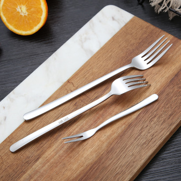 High quality stainless steel dinner dessert fruit forks
