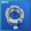 Oem precision steel machining part design