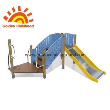 Park Single Slide Flour Structure For Sale