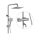 Wall Mount Bathroom Thermostatic Shower Mixer