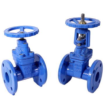 Cast Iron Valve Standard Steam Globe Gate Valve