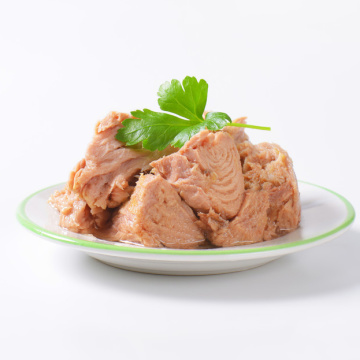 Skipjack Canned Tuna Fish Chunks In Brine