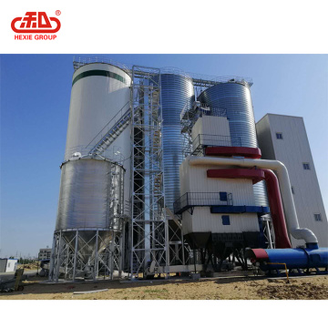 Large Capacity Biomass Pellet Production Line
