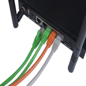 Gigabit Crossover Cat6 Patch Network Cable