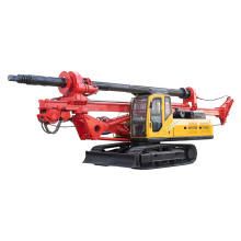 Engineering Auger Ground Piling Dill Rig Equipment