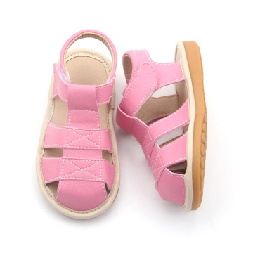 Fashionable Style Mix Colors Kids Squeaky Shoes
