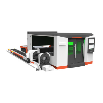 4000W Laser Tube Cutting Machine for Sale
