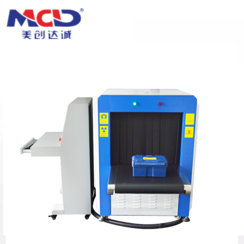 Professional Accurate machine for Airports X ray Baggage Scanner 6500 Metal Detector