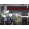 Mobile operating light floor type ot lamp