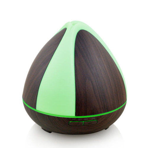 300ml Premium Wood Grain Essential Oil Diffuser