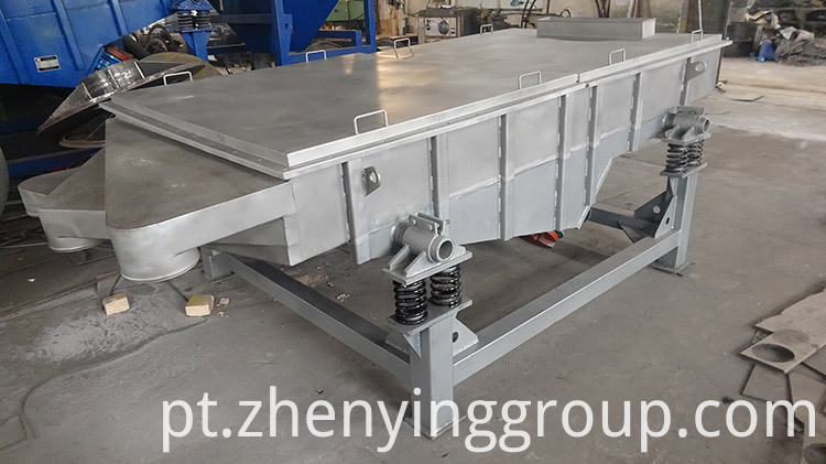 Rectangular Vibrating Screen machine