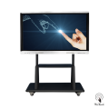 70 Inches Touch Whiteboard Display with mobile stand