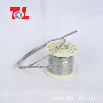 Stainless Steel Wire Rope Factory Price