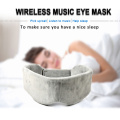 Cuffie con maschera per occhi e cuffie BSCI Soft Wireless Sleep
