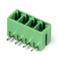 Plug-in Terminal Block Close Right-Angle Pitch:3.5/3.81