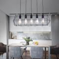 Iron Ceiling Light Industrial metal shade pendant light