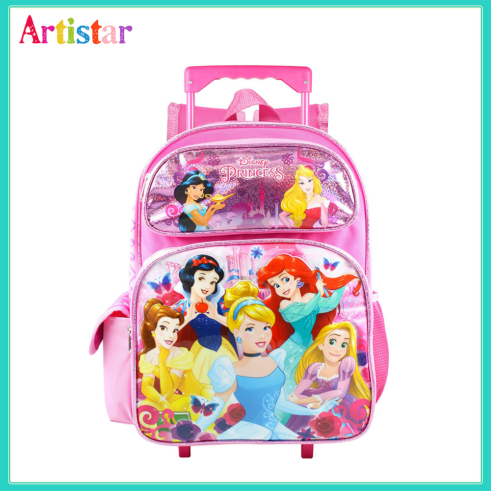 Disney Princess Trolley Bag 2 3