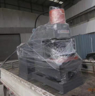 sawing machine for steel