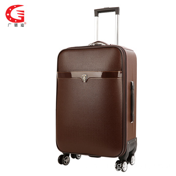 Hard suitcase set PU expanding capacity