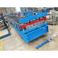 Zinc IBR Roof Sheet Roll Forming Machine