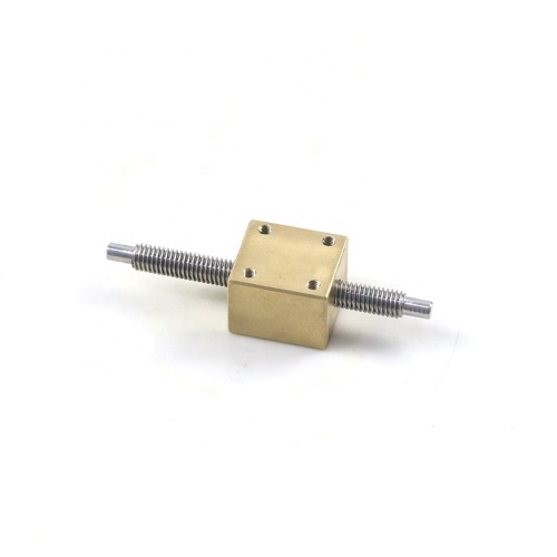 6mm cnc Lead Screw for stepper motor