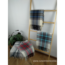 Nice Fashion Plaid Shawl