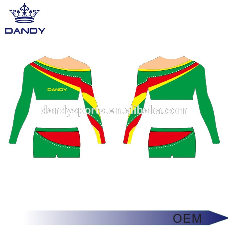 cheerleading uniforms