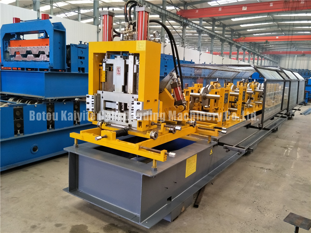 Metal Profile Machine