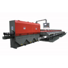 Automatic rebar straightening and cutting machine factory