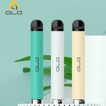 Popular 1500 Puffs Smoking Cigarette Disposable Vape