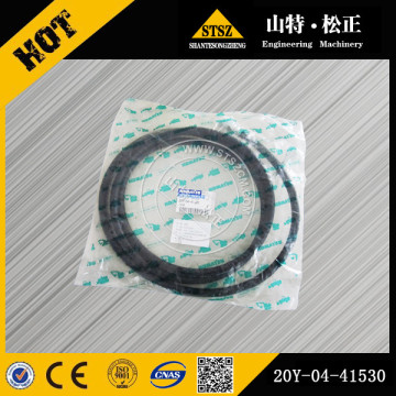Excavator Hydraulic Spare Parts PC200-8 hose 20Y-04-41530