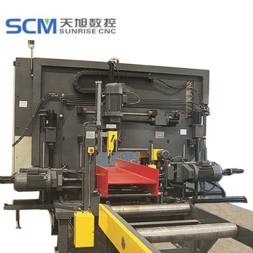 Drilling Equipments for H Beams