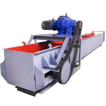 Inclined cement industry FU scraper conveyor machine
