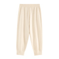 Ladies Wide Leg Knit Pant