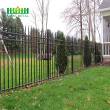 Wrought iron fence decorative pieces