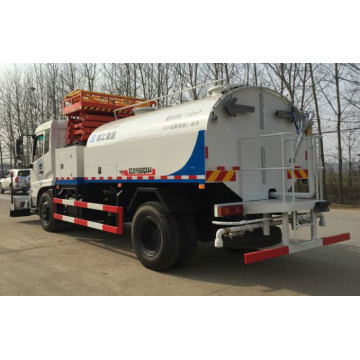 High Pressure Sewage Sucking Vacuum Suction cleaning Truck