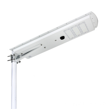 25W Solar Powered Street Pole Lights