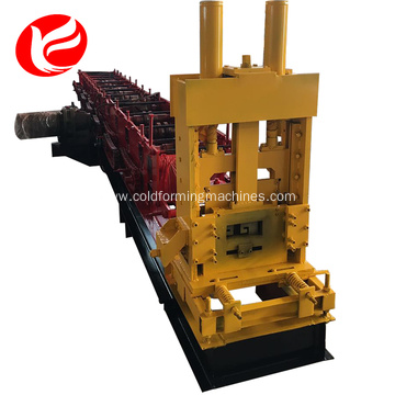 Purlin  machine  roll forming machine