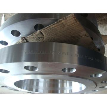 Engineering with Slip-On flange