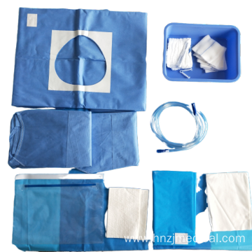 Disposable Surgical Angiographic Operation Kit